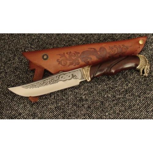 фото ножей ручной работы для охоты и рыбалки